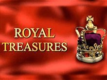 Онлайн игра Royal Treasures