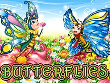 Азартная игра Butterflies играть