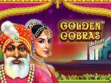 Играть в азартную игру Golden Cobras Deluxe