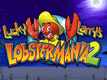 Играть Lobstermania 2 онлайн