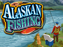 Alaskan Fishing играть онлайн