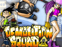 Играть в азартную игру Demolition Squad