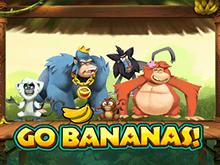Играть Go Bananas! онлайн