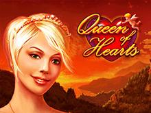 Играть в азартную игру Queen Of Hearts